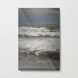Wild Ocean Metal Print
