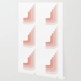cream lines Wallpaper
