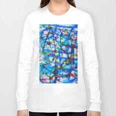 Lego: Jackson Pollock 1 Long Sleeve T-shirt