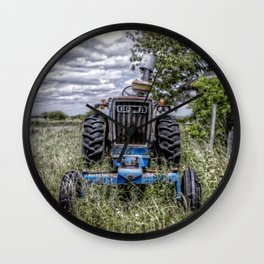 Old Ford Wall Clock