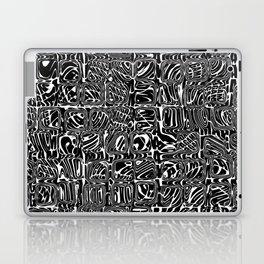 Abstract MAGA Typography Laptop & iPad Skin