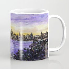 Indigo Night San Francisco Coffee Mug