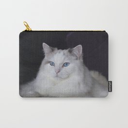 Ragdoll Cat Her Majesty Carry-All Pouch