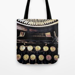 backspace Tote Bag