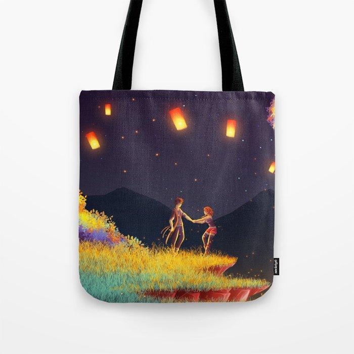 OATH Tote Bag