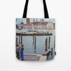 Capture Tote Bag