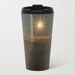 Sunset in the Smokeys Travel Mug