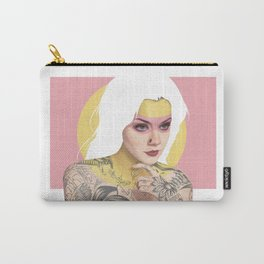 Grace The Alien Princess Carry-All Pouch
