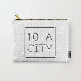 Ten-A-City Logo Carry-All Pouch