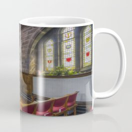 Church Piano Coffee Mug