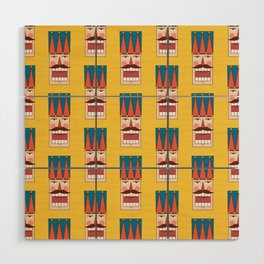 Nutcracker Army 01 (Patterns Please) Wood Wall Art