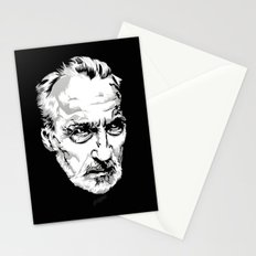 Sir Christopher Lee Stationery Cards