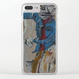 Gunner 2 Clear iPhone Case