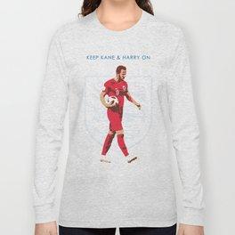 England Captain - Golden Boot Long Sleeve T-shirt