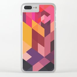 Squeeze Me Tight Clear iPhone Case