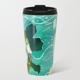 Two-Headed Turtle II Travel Mug