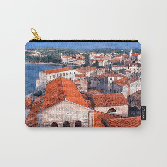 Roofs Carry-All Pouch