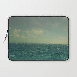 Limitless Sea Laptop Sleeve