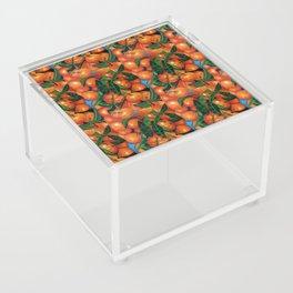 Florida Oranges Acrylic Box