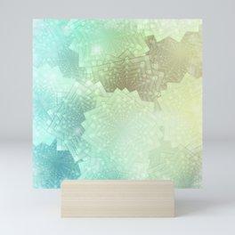 Sea Blossoms Mini Art Print