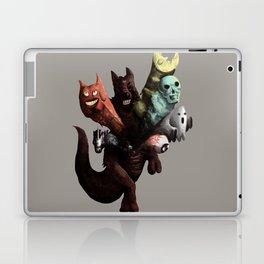 Danger Kangaroo Laptop & iPad Skin