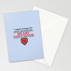 Lousy Heart Container Stationery Cards