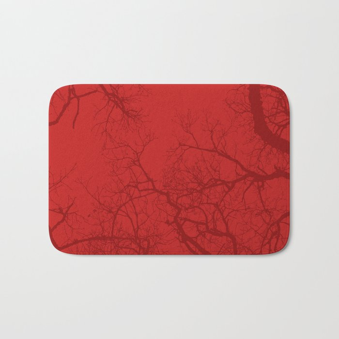 Trees 9 Bath Mat