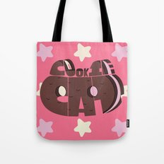 Cookie cat steven universe Tote Bag
