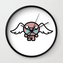 The Angel Isaac Wall Clock