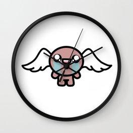 The Angel Isaac Wall Clock
