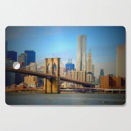 New York city Cutting Board