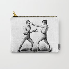 Men with Mustaches Carry-All Pouch