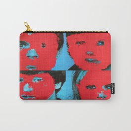 Talking Heads - Remain in Light Carry-All Pouch