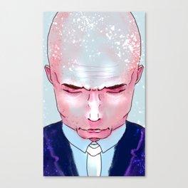 Sleepy head 02 Canvas Print