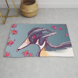 I Don't Give a Wood Duck l Rug