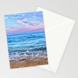 Color Burst Sunrise Beach In Naples Florida Stationery Cards