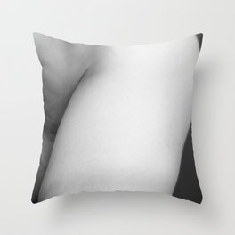 Hot light Throw Pillow