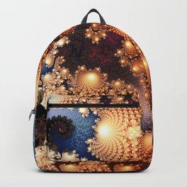 Cosine Mandelbrot Closeup Backpack