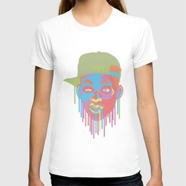 Will Smith Drip T-shirt