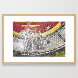Deconstructing Framed Art Print