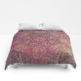 Magic 10 #mandala #magic Comforters