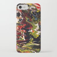 acid iPhone & iPod Cases featuring Acid by Jordan Luckow