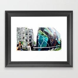 High Line Framed Art Print