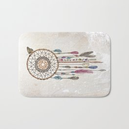 Lakota (Dream Catcher) Bath Mat