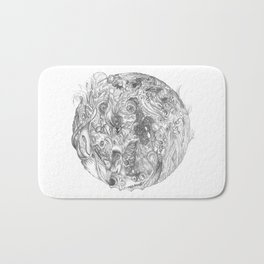 To Cultivate Dreams Bath Mat