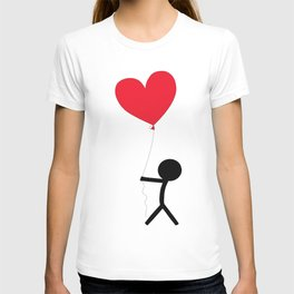 I give you my love by Oliver Henggeler T-shirt