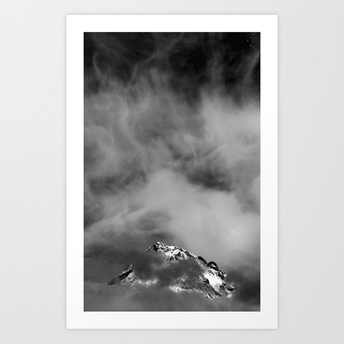 The Summit Art Print