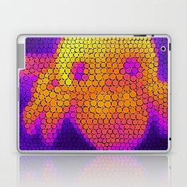 Glowing Mite Laptop & iPad Skin
