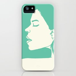 Softer side iPhone Case