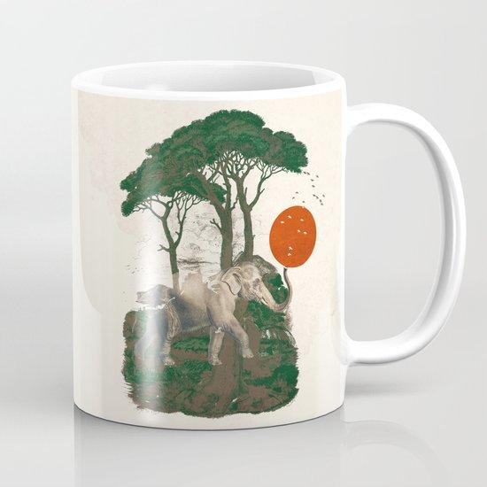 Savanna Sunrise Mug